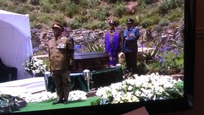 mandela funeral