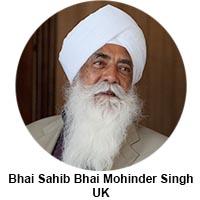 Bhai Sahib Bhai Mohinder Singh