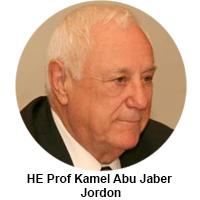 HE Prof Kamel Abu Jaber