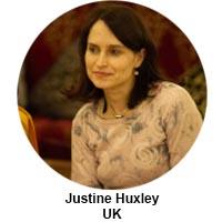 Justine Huxley
