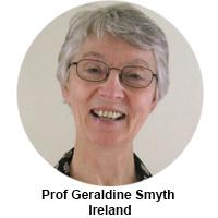 Prof Geraldine Smyth