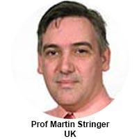 Prof Martin Stringer