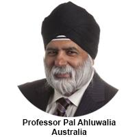 Professor Pal Ahluwalia