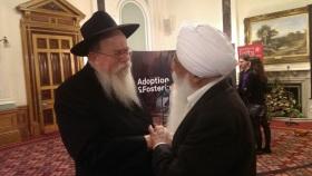 Rabbi Shmuel Arkush & Bhai Sahib Bhai Mohinder Singh