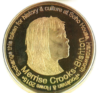 Merrise Crooks-Bishton  coin