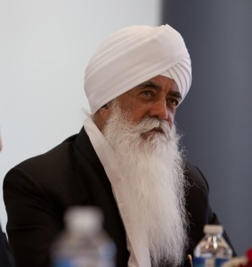 Bhai Sahib Bhai Mohinder Singh OBE KSG, continues working for more faith solidarity and better interfaith relations