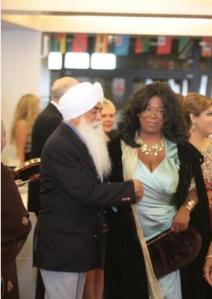 Marcia McLaughlin catches up with Bhai Sahib Ji