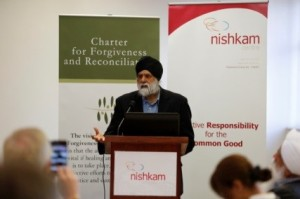 Prof Pal Ahluwalia, Pro Vice-Chancellor at the University of Portsmouth