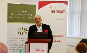 Tariq Jahan raises the emotional level by sharing a heart moving experience