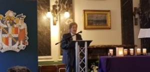 Mindu Hornick MBE, Holocaust Survivor, shares her harrowing story