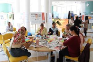 Creative Healing Workshop delivered by Mental Health Professionals