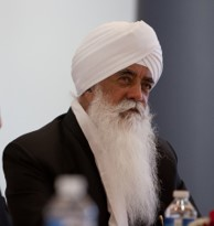 Bhai Sahib Bhai Mohinder Singh OBE KSG, continually works for more faith solidarity and better interfaith relations